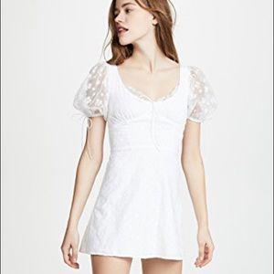 For Love and Lemons Felix Mini dress